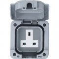 Weatherproof Electrical Sockets