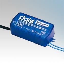 COMPACT 60va ELECTROINIC TRANSFORMER DAIS DA-J60 A