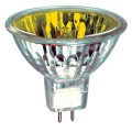 03998 YELLOW 12VOLT 50WATT DICHROIC LAMP