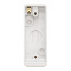 SURFACE BOX FOR ARCHITRAVE SWITCH 1gang 16mm WITH