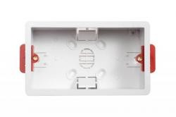 TWO GANG 47MM DRY LINING CAVITY BOX CONTACTUM