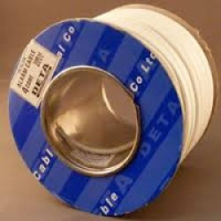 (1 X 100MTR) 8CORE ALARM CABLE WHITE