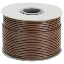 CBBR660671 (1 X 100MTR) BROWN 6CORE ALARM CABLE