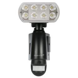 E.S.P. COMBINED LED FLOODLIGHT + CAMERA  + PIR.