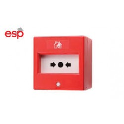 ESP SURFACE MOUNTING CALL POINT (BREAK GLASS UNIT)
