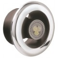 MANROSE LED SHOWERLITE FAN KIT C/W CHROME SHOWERLIGHT