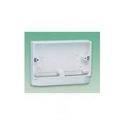 MITA 25MM 2GANG SIDE-ENTRY BREAKAWAY BOX
