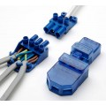 CLICK FLOW PULL APART CONNECTOR 20amp 250v