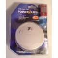 9 VOLT BATTERY SMOKE DETECTOR